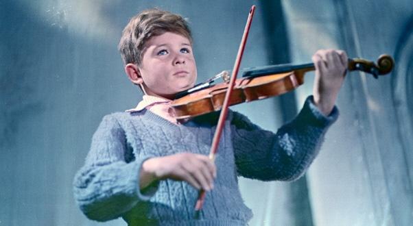 steamrollerandtheviolin İlk Tarkovsky: The Steamroller and the Violin