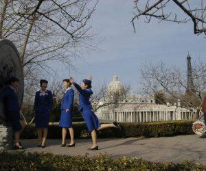 The World: Pekin'den Dünya Manzaraları