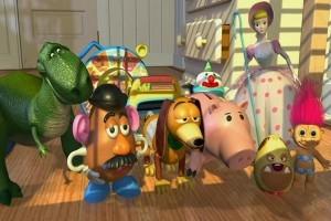 Yaşamın Buna Benzediğine İnanıyorum:  Toy Story 1