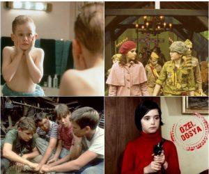 Çocuk Karakter Merkezli Filmler