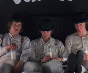 A Clockwork Orange:Bir Toplum İronisi
