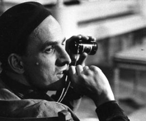 Bergman'ın Aynası:  Aynadaki Gibi