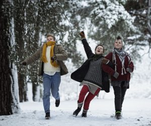 Vi är bäst! (We Are the Best! – 2013, Yön: Lukas Moodysson)