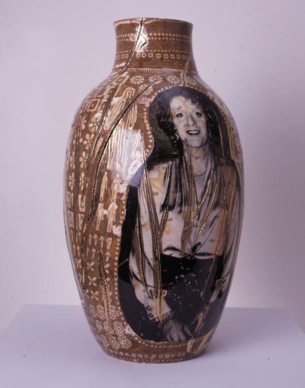 Andipa Gallery - Grayson Perry, Contained Anger, 1999