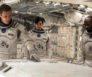 Aydınlığa Karanlıktan Ulaşılır: Interstellar