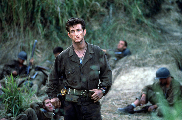 thinredline sean penn