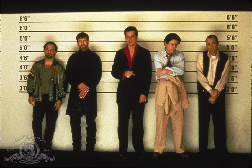 5-The Usual Suspects (1995)