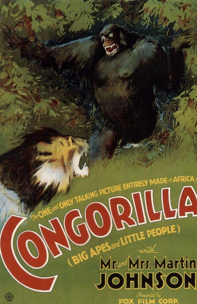 Congorilla(1923)