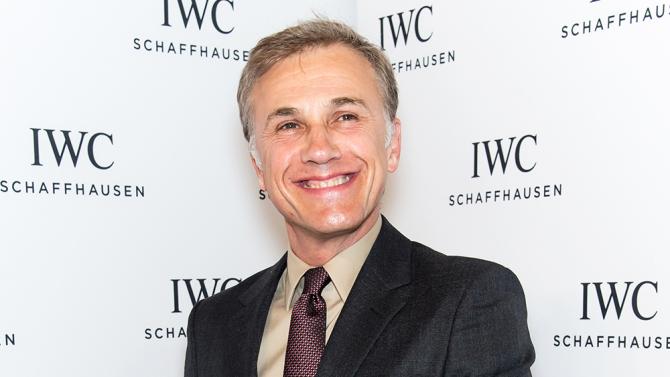 Avusturyalı Aktör Christoph Waltz