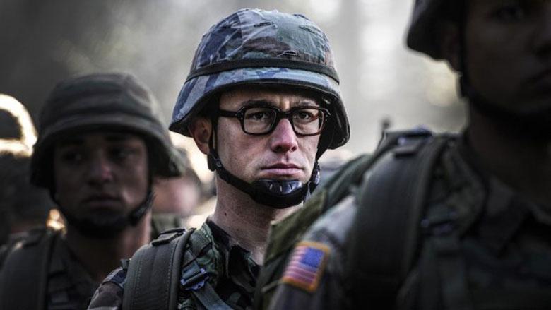 Edward Snowden rolündeki  Joseph Gordon-Levitt