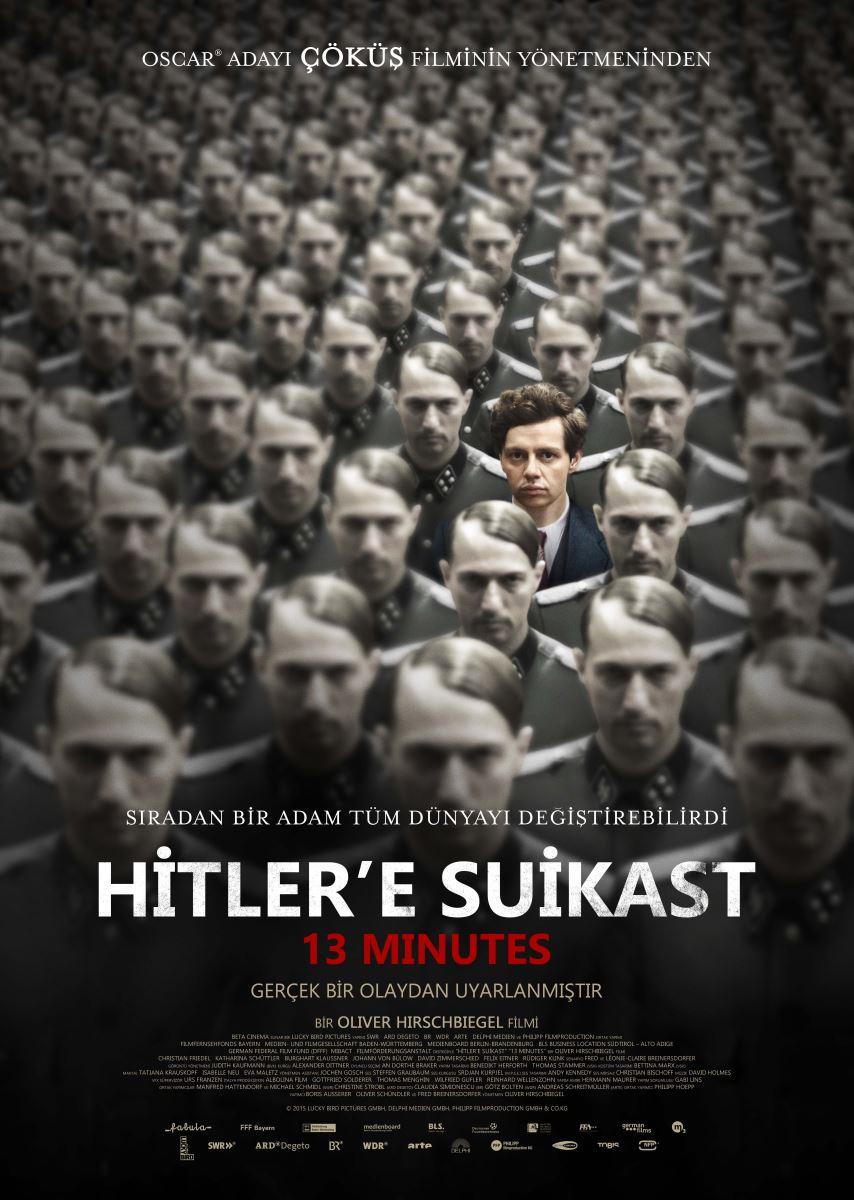 Hitlere Suikast - 13 Minutes - Afis(1)