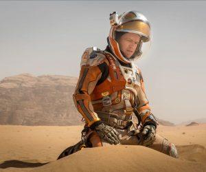 Kendine Ait Bir Dünya: The Martian