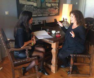 Türk Sinemasının Kızıl Saçlı Kadını Derya Alabora ile Söyleşi