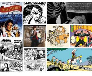 Çizgi Romanla Gelenler: Çizgi Romanlardan Uyarlanarak Yapılmış On Film
