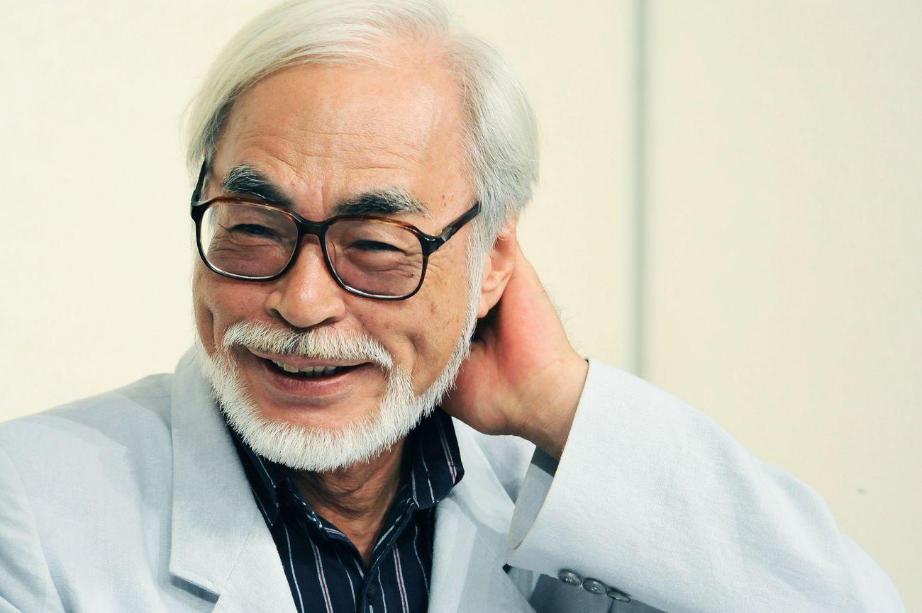hayao miyazaki ile ilgili görsel sonucu