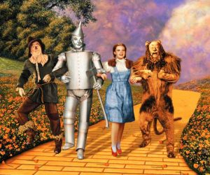 Ev Gibisi Yok: Wizard of Oz