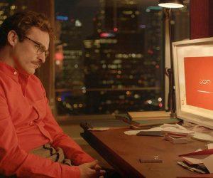 O Sadece Bir İşletim Sistemi Değil: Her (2013)