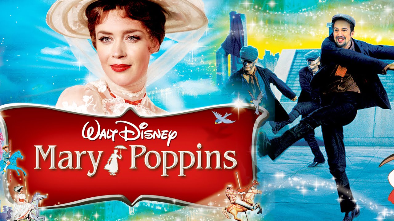 Mary Poppins Return 2018