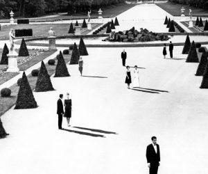 Bir Sahne: Last Year At Marienbad (1961)
