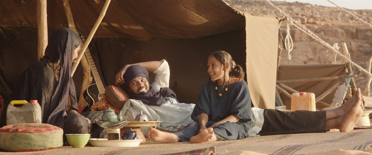 Renkli Giysili Kadınların İsyanı: Timbuktu (2014)