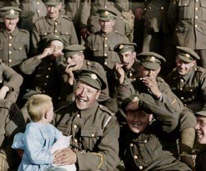 Savaşı Yeniden Yaşamak: They Shall Not Grow Old