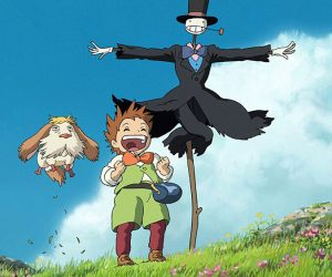 Miyazaki'nin Dilinden: Howl's Moving Castle (2004)