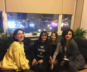Güverte Film'in Kamarasında: Suzan Güverte ile Söyleşi