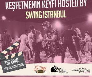 Keşfetmenin Keyfi hosted by Swing İstanbul