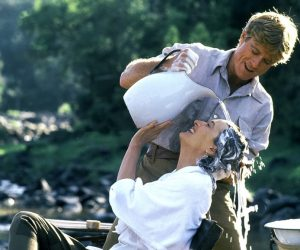 Bir Sahne: Out Of Africa (1985)