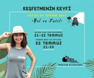 Keşfetmenin Keyfi hosted by Yağmur Arat