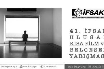 41 ifsak ulusal kısa film ve belgesel yarışması fil'm hafızası